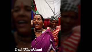 Kumaoni Song By Kumaoni Village Woman