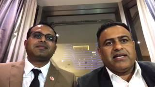 Onecoin Onelife Latest News macau event by Black Diamond Dr Zafar
