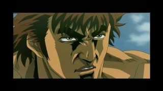 PT 3-3 Various Clips From Shin Hokuto no ken. Kenshiro vs Seiji