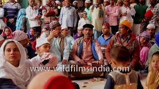 Qawwali session at Ajmer Sharif Dargah | Rajasthan