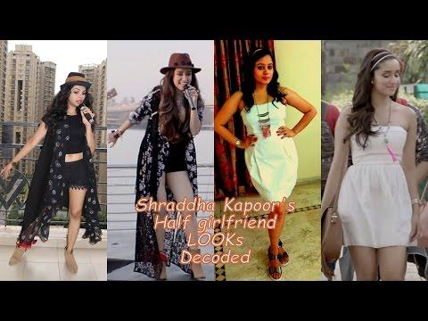 Xxx Mp4 Half Girlfriend Shraddha Kapoor 39 S Looks Decoded STAR Makeover 3gp Sex