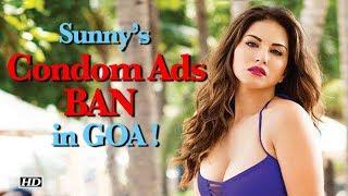 Ban Sunny Leone's condom ads on buses : Goa Congress MLA