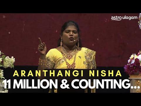 Xxx Mp4 Aranthangi Nisha S Hilarious Speech At K Bhagyaraj S Pattimandram 3gp Sex