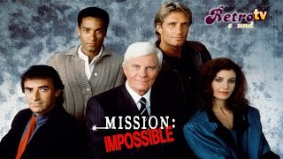 Intro Mision Imposible (Mission : Impossible 1988 - 1990)Widescreen