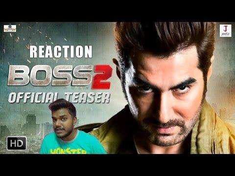 (বস 2) BOSS 2 Teaser Reaction | Bengali | JEET, SUBHASHREE, NUSRAT FARIA