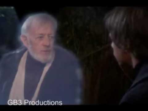 Obi Wan Tells Luke Anakins History Flashbacks