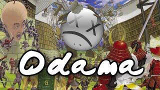 Odama ist ein sehr seltsames Spiel