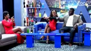 THE LATE NIGHT SHOW- Ft Yvonne Jegede | Cool TV (Part 1)