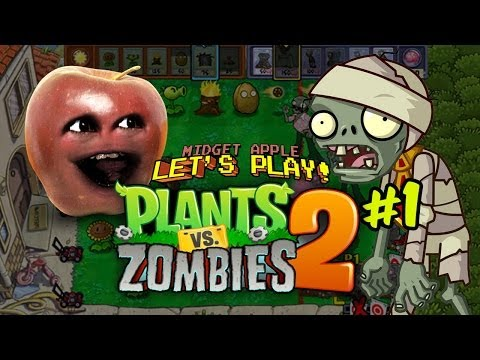 fruits vs zombies grandpa lemon vidoemo emotional
