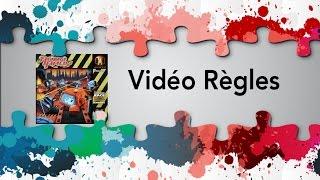 Robo Rally - Vidéo Règles