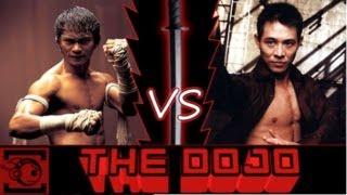 The DOJO - Tony Jaa vs Jet Li