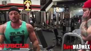 Arm Training with WWE Superstar Chris