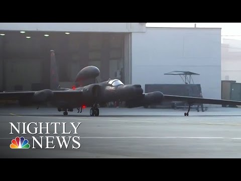 U.S. Military In North Korea 'Ready To Fight Tonight' NBC Nightly News