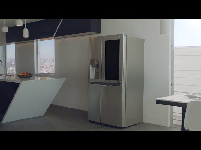 InstaView Door-in-Door™ | Knock Twice, See Inside