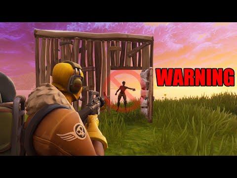 Don t Open Ceeday s Doors Warning