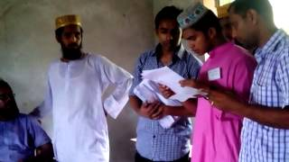 ধাওয়া বাইতুল আমান দাখিল মাদ্রাসার 2015 এর ভোট