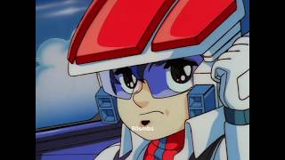 The Super Dimension Fortress Macross - Hot Milk AMV looped