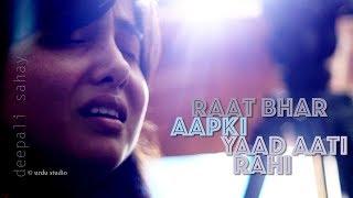 Raat Bhar Aapki Yaad : Makhdoom Mohiuddin : Deepali Sahay in Urdu Studio with Manish Gupta