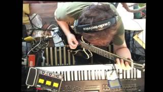 STRIDE /Yoshihisa Suzuki Poly Performance/guitar+bass pedals+beat box