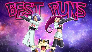 Best Team Rocket Puns