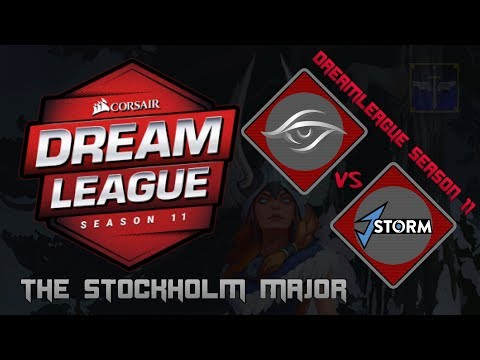 Xxx Mp4 Team Secret Vs J Storm Bo3 DreamLeague Season 11 Stockholm Major Dota 2 Live 3gp Sex