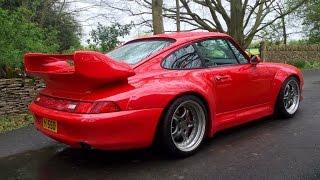 Porsche 993 'GT2' update, on track with Mission Motorsport