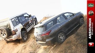 New Fortuner, Storme 400, Pajero SFX, Scorpio 4wd MLD, XUV-500 AWD: Weekend Offroading. Mar 2018