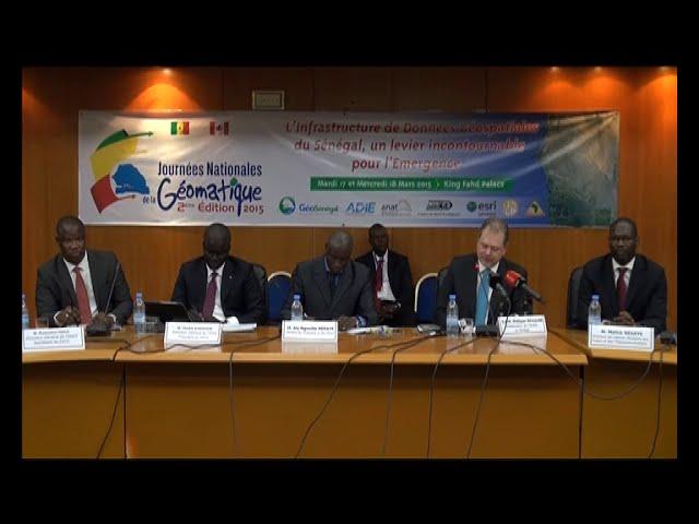 Le Sénégal à l'ère de sa géomatisation - APA