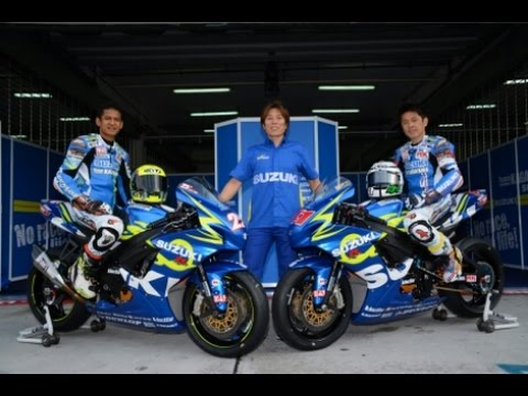 Rafid Topan Sucipto #25 Suzuki Kagayama Team