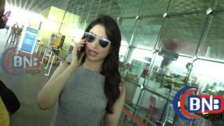 tamanna bhatia shradda kapoor at airport