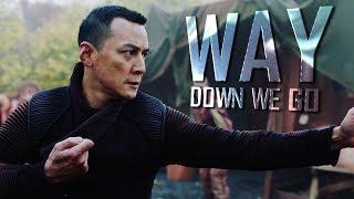 Way Down We Go [Into The Badlands](MYO)
