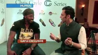 STAR Power Interview - Chris Gayle