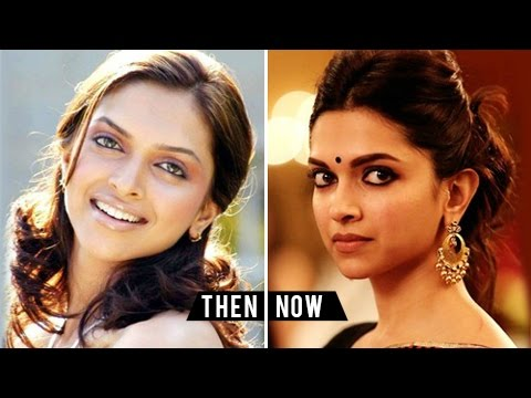 Deepika Padukone THEN TO NOW | Bollywood Fashion Transformation
