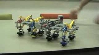 LEGO Theo Jansen's 'Strandbeest' walker