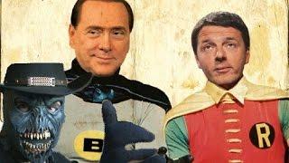 Salva-Berlusconi e Renzi, regalo di Natale per l'amico Silvio!