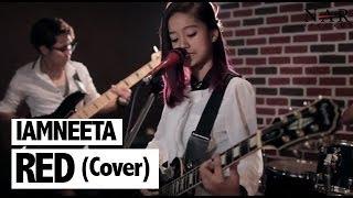 iamNEETA - Red (Cover)