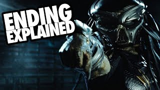 THE PREDATOR (2018) Ending + Series Connections Explained