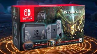Diablo III: Eternal Collection Nintendo Switch Bundle - Announcement Trailer