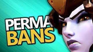 PERMA BANS COMING! (Overwatch News)