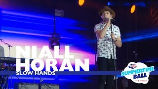 niall horan and 39 slow hands and 39 live at capital s summertime ball 2017