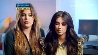 Exclusive Kardashian interview