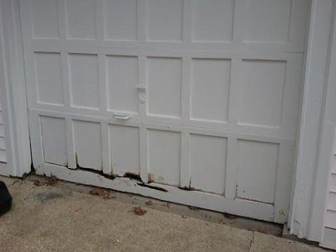 Xxx Mp4 Change Bottom Section Garage Door Woodridge IL How To Part 1 3gp Sex