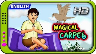 The Magical Carpet - English stories for kids | Panchatantra | Moral Short story for children