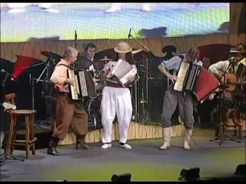 Os Serranos Abre o Fole Tio Bilia part. Renato Borghetti Ao Vivo DVD 40 anos