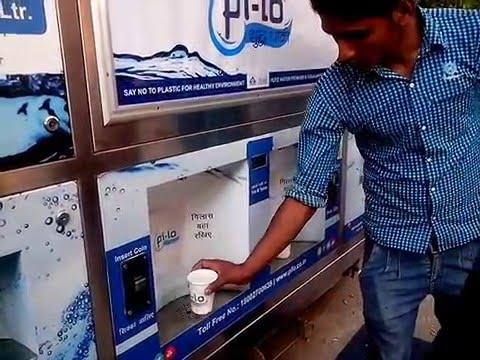 #Coin Vending Machine for water- PI-LO
