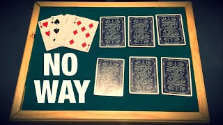 Impress Everyone With The Simplest Card Trick