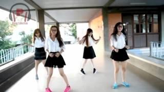 រាំញីកែងជើង ងួន ចាន់ដេវិត Rom Nhi kaeng Cherng Dance styleក្បាច់រាំ