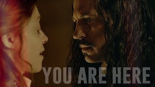 Versailles  - Fabien/Claudine - You Are Here
