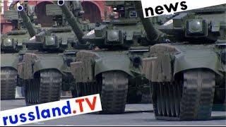 Kampfpanzer T-90 - Exportschlager