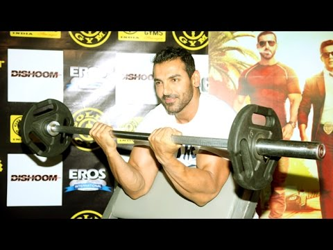 Xxx Mp4 John Abraham Dishoom Promotions In A Gym Full Video 3gp Sex